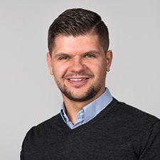 Portrait Adnan Husovic