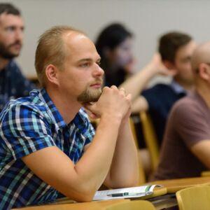 Portrait Alexander Kalyanov Ph.D.