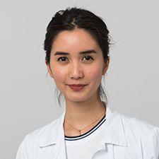 Portrait Alice Huang