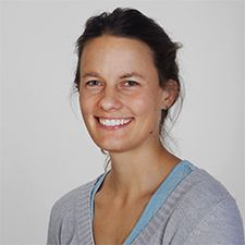 Portrait Andrea Tarnutzer