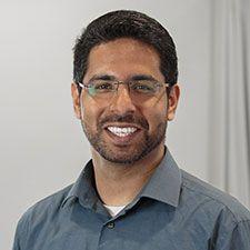 Portrait Anish Kattuveettil