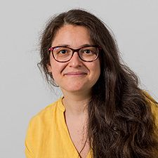 Portrait Anne-Laurène Wenger MAS ETH
