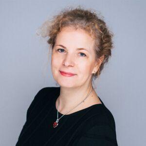 Portrait Annika Keller
