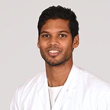 Portrait Arjun Thanabalasingam