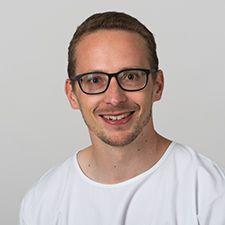 Portrait Benedikt Florian Scherr