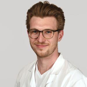 Portrait Benedikt Kranzbühler