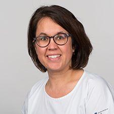 Portrait Claudia Vogt
