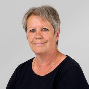 Portrait Liliane Clausen