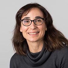 Portrait Cristina Rossi