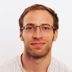 Portrait Dániel Kirschenbaum Ph.D.