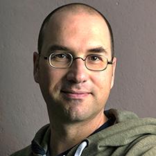 Portrait David Glauser