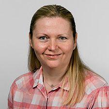 Portrait Dörte Knuppe