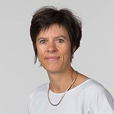 Portrait Doris Meyer
