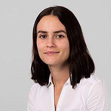 Portrait Egzona Krasniqi