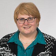 Portrait Gabriele Hagen