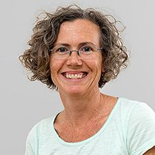 Portrait Georgina Mathis-Pairo