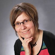 Portrait Henriette Mlynski