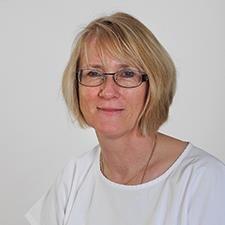 Portrait Hildegard Egolf-Zett