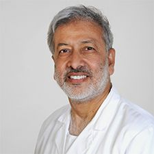 Portrait Shakir Husain Hakim M.D. (IND)