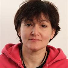 Portrait Irina Abakumova