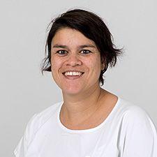 Portrait Isabelle Haller-Abeyweera