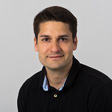 Portrait Jarno Kivioja Ph.D.