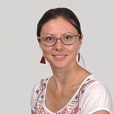 Portrait Joanna Gawinecka Ph.D.
