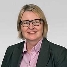 Portrait Karin Huber MSc
