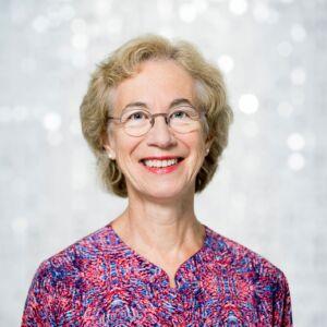 Portrait Klara Landau