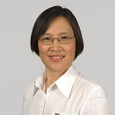 Portrait Linjing Mu