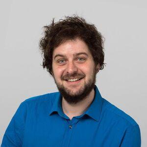 Portrait Lukas Lorang