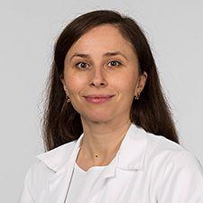Portrait Lyubov Chaykovska