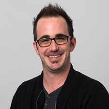 Portrait Marc Scherrer MSc