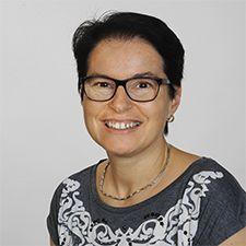 Portrait Marie-Theres Meier