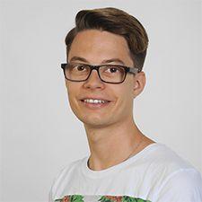 Portrait Markus Huemer
