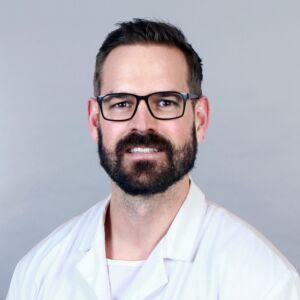 Portrait Michael Hugelshofer
