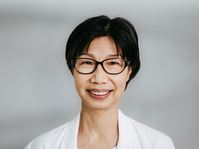Portrait Min Xie