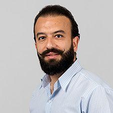 Portrait Reza Mazloum