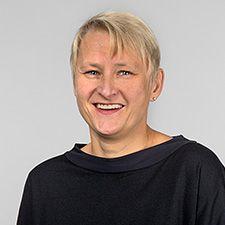 Portrait Silke Ludwig MSc