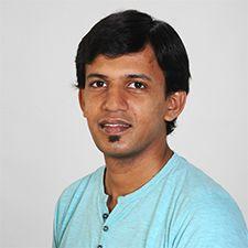 Portrait Srikanth Mairpady Shambat