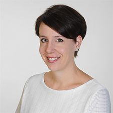 Portrait Stefanie Hiltbrunner Ph.D.