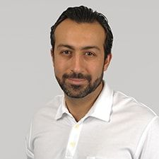 Portrait Ufuk Oezdemir