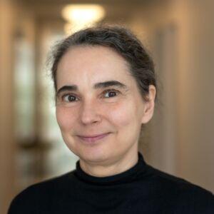 Portrait Christine Ruth Berendt