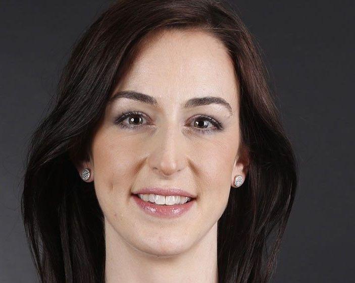 Portrait Frau Dr. Goldinger