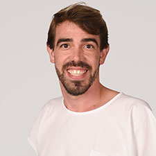 Portrait Samuel Aemisegger