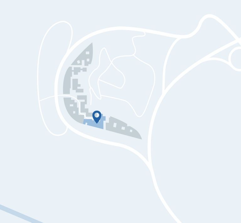 Karte USZ Flughafen