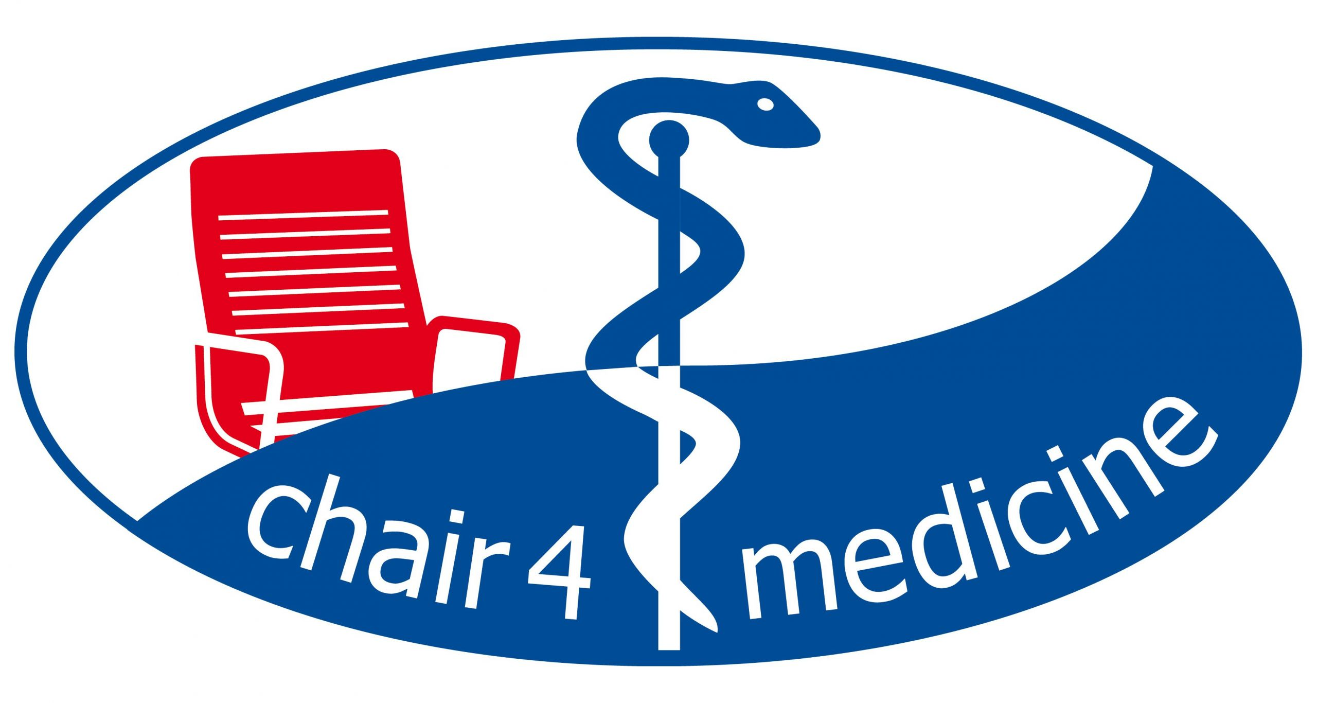 Chair for Medicine Logo