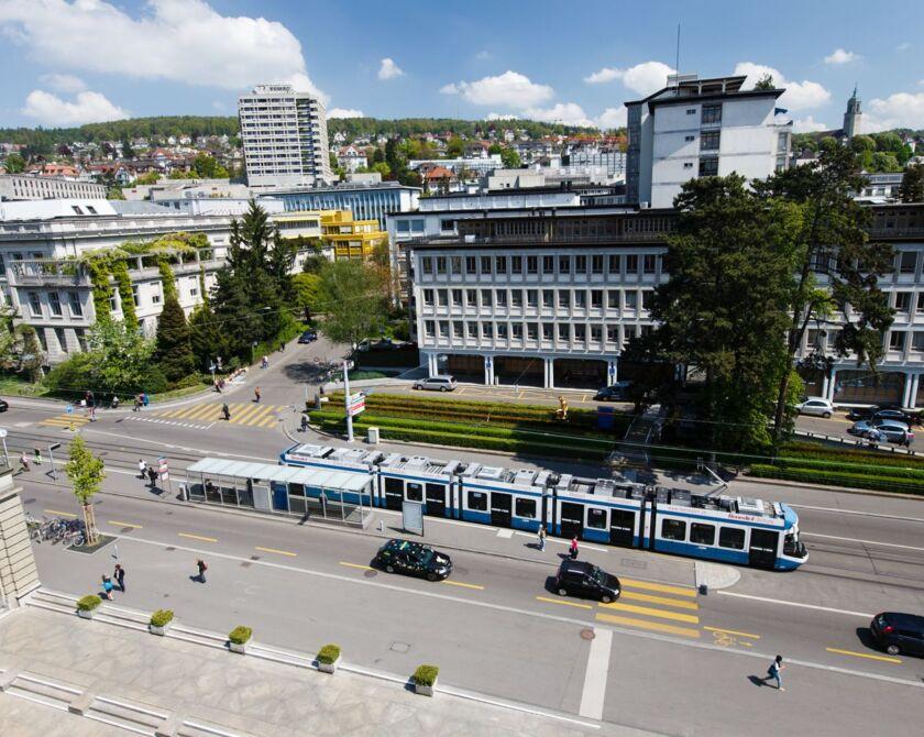 Das Universitätsspital Zürich aus der Sicht der ETH
