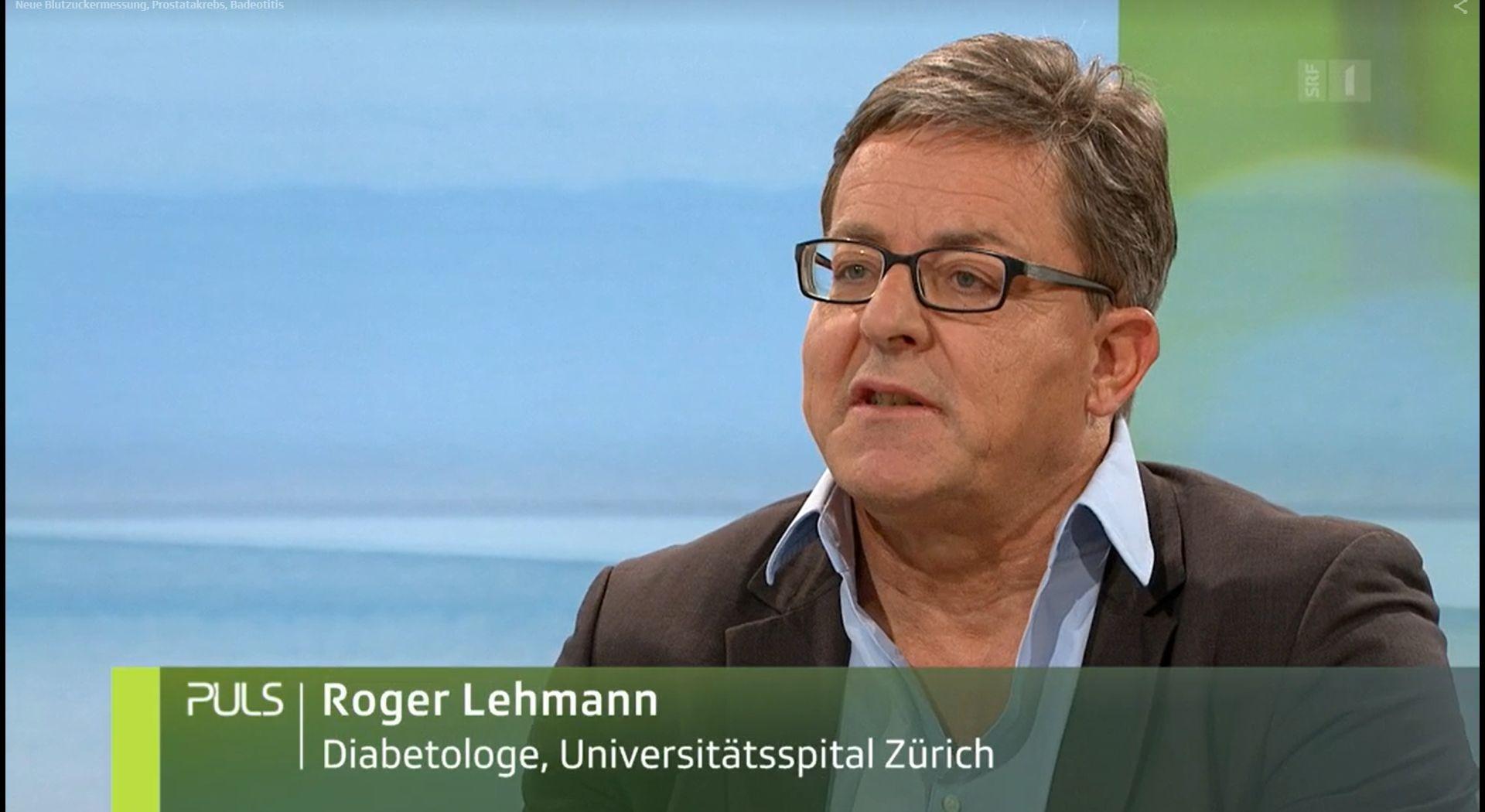Video Platzhalter - SRF Puls zum mit Roger Lehmann