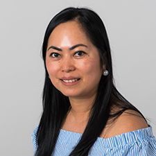 Portrait Ana Liza Orong Egloff